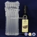 Saco de embalagem protetora para garrafa de vinho do coxim de ar de vinho à prova de choque barato por atacado fábrica de enchimento