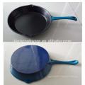 poêles à frire pas cher casr poêle à frire en fer avec poignées longues