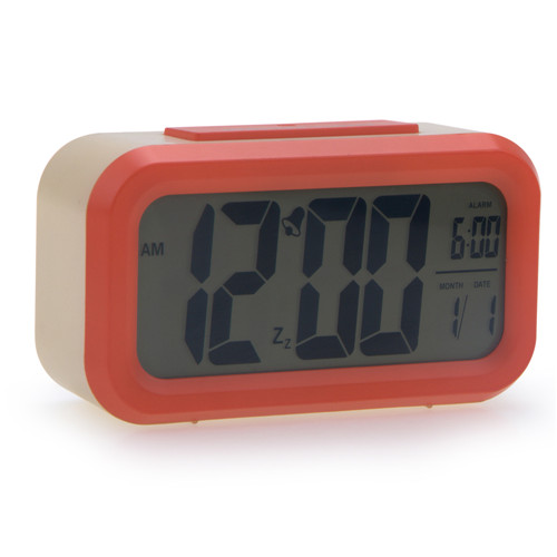 snooze light alarm clock