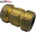 "GutenTop APEX 16mm*1/2"" Brass Male Compression Straight PEX-AL-PEX Fitting"