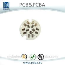 o pcb conduzido fr4 do alumínio conduziu o PWB conduzido personalizado do PWB