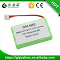BT-17333 Batería recargable de Ni-mh 3.6v 2 / 3aa 600mah de alta calidad