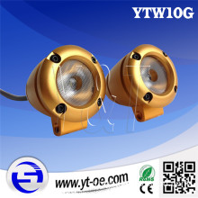 Promotion 10W CREE Motorcycle Accessories Widely Used in ATV YTW10G