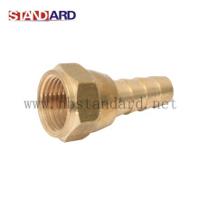 Female Nipple NPT Thread Gas Fitting