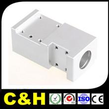 China fabricante OEM CNC precisão usinagem latão alumínio peças