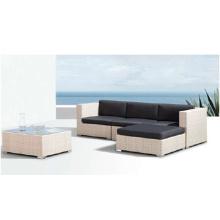 H-Outdoor Wicker Furniture Rattan Garden Sofa
