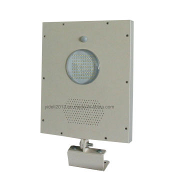 Free Shipping 12W All in One Solar LED Street Light