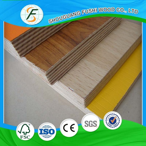 melamine faced plywood3