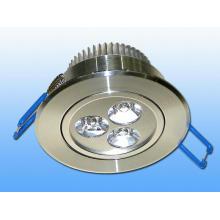 Economia de energia 3W LED teto luz COB LED Downlight