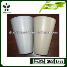 Copas de beber de fibra de bambú biodegradables