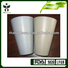 biodegradable bamboo fiber drinking cups