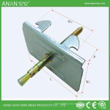 Accesorios de quilla, fábrica real, marca ANAN