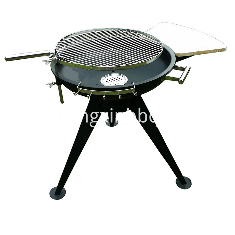 Huge Charcoal Bbq Grill