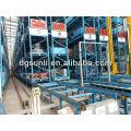 rack de equipamentos eletrônicos do armazém automático de 3-dimensional