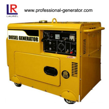 Small 5.5kVA Diesel Generator for Sale