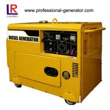 Pequeno Gerador Diesel 5,5kVA para Venda