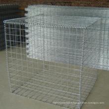 Galvanized Welded Gabion Basket wire mesh box