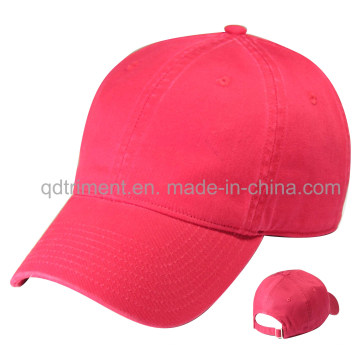 Popular Washed Chino Twill Sport Golf Baseball Cap (TRNB025)