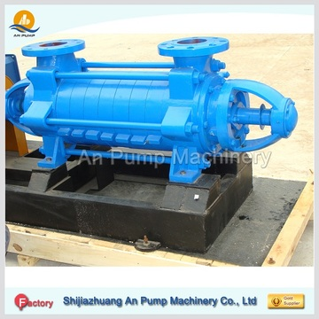Pompe à eau à plusieurs étages centrifuge à haute pression