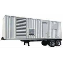 100KW Anhänger Dieselgenerator
