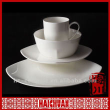 4pcs royal porcelain dinnerware, ceramic dinnerware