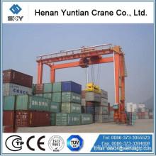 Hafencontainer-Portalkran, RTG-Kran, Kran-Herstellungsexperten-Produkte