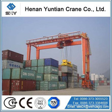 Quayside Container Gantry Crane, RTG Crane, Crane Manufacturing Expert Products