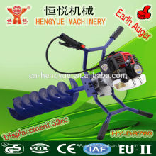 HY-DR760 ice drill machine 52cc ice drill machine CE Approved