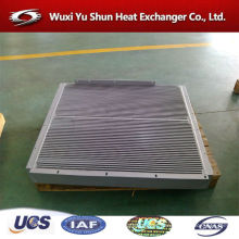 aluminum plate-fin cooler distributor