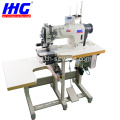 IH-8722DP Double Needle Sewing Machine with Large Hook