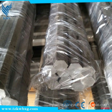 DIN 303 stainless steel hexagonal bar