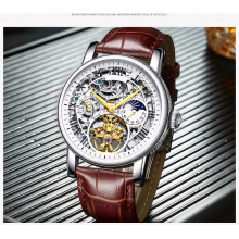 wholesale shenzhen cheap skeleton automatic wrist watch