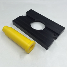 CNC Machining Colored Delrin Parts