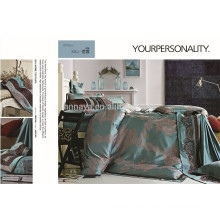 New Luxury Design Bedding Set Dubai Bed Sheet Set 4PCS