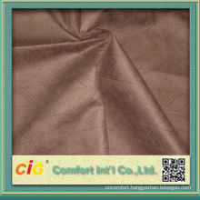 FASHION 2014 NEW DESIGN EMBROIDERY SUEDE FABRIC