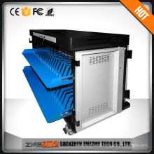 High quality computers charging carts/cabinets for laptop/kindle/netbook
