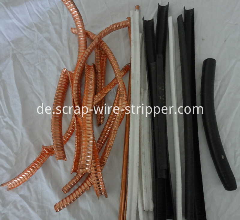 copper striping machine
