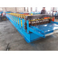 Mill GI Galvanized Deck Floor Rolling forming Machine