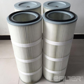 Air dust filter cartridge for dust collecter