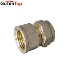 Accesorios de compresión de latón GutenTop para tubería de cobre