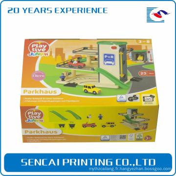 SenCai enfants drôle jouet en carton ondulé emballage boîte