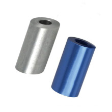 High quality anodized aluminium mechanical parts oem precision cnc milling/turning services