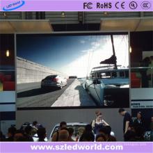 Panneau d'affichage polychrome d'intérieur d'écran de LED pour le salon de la voiture (P3, P4, P5, P6)