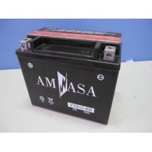 Batteries moto YXT12-BS 12V 10Ah