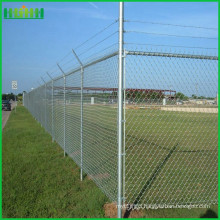 2016 high quality china used chain link fence