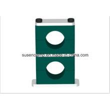 Collier de tube / tube lourd Multi-couches verticales de haute qualité