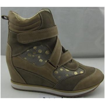 Art- und Weiseart-Keil-Schuh-Frauen-Schuh-Sport-Schuhe (S 31-11)