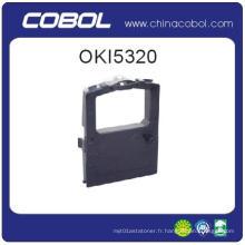 Ruban d'imprimante en nylon pour Oki 5530/5320/8320