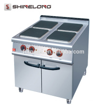 Commercial Equipment Restaurant 700/900 Serie 4 Brenner Gasherd