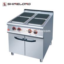 Торговое оборудование ресторана 700/900 серии 4 горелки газовая плита
